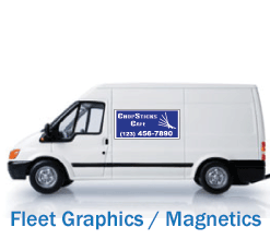 Fleet Graphics/Car magnetics